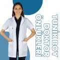 Tunik Boy Doktor Önlükleri
